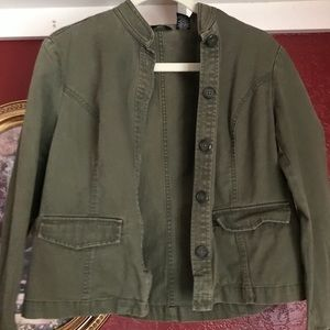 Mossimo Army Jacket